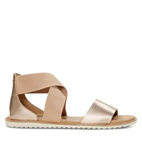 Women's Ella Sandals in Gold