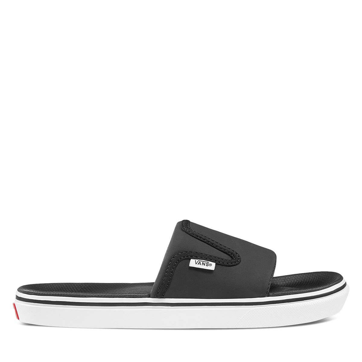 Men's UltraCush Slides in Black