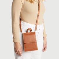 Thessa Crossbody Bag in Chili