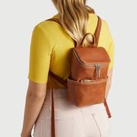Brave Mini backpack in Chili