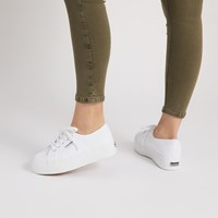 Women's 2790 Platform Sneakers in White