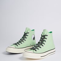 Men's Chuck 70 Vintage Hi Sneakers in Green