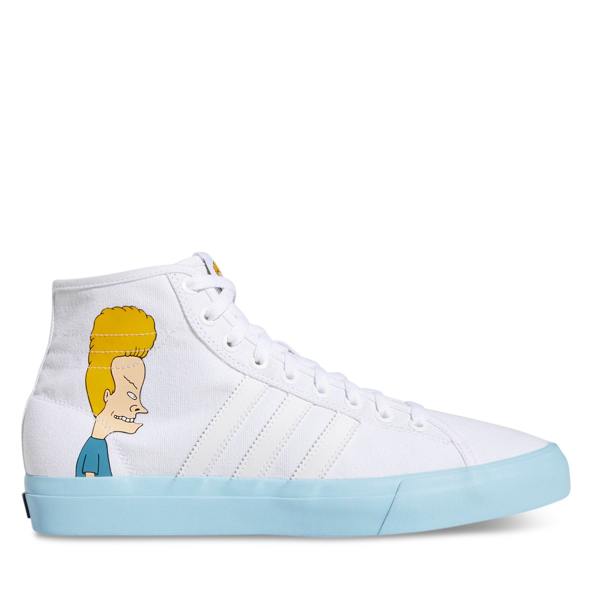 Matchcourt High Remix  Beavis & Butthead Sneakers