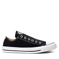 Men's Chuck Taylor All Star Slip Sneakers in Black