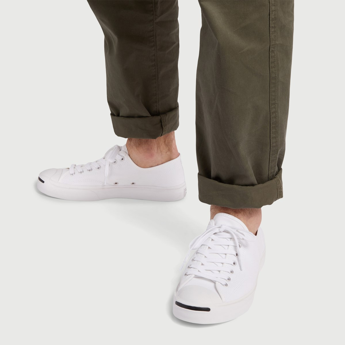 Men's Jack Purcell Sneakers in White