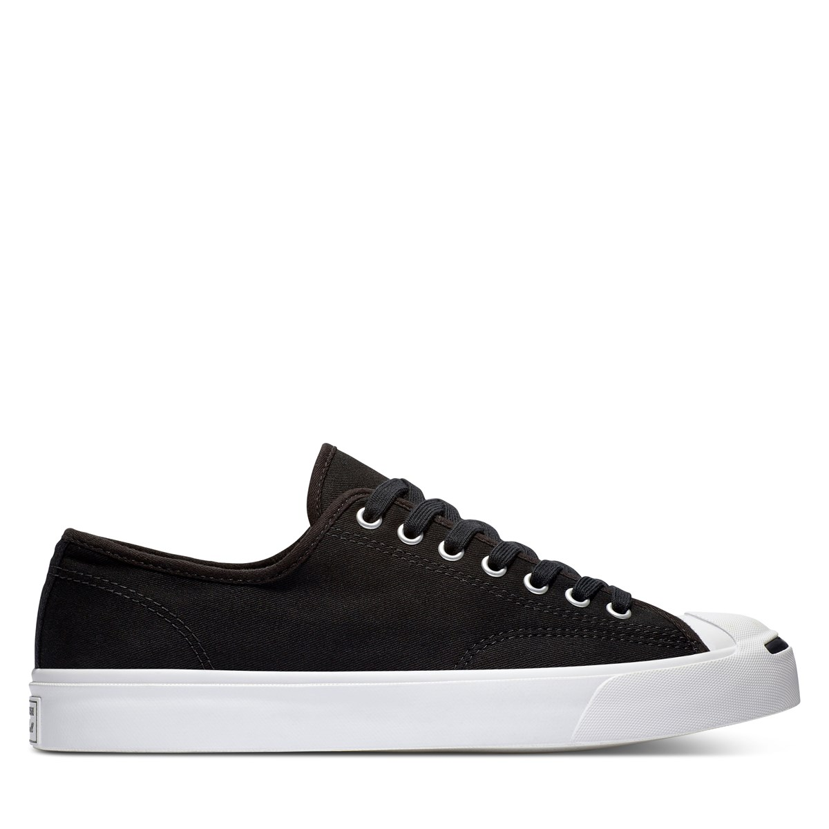 Men's Jack Purcell Sneakers in Black