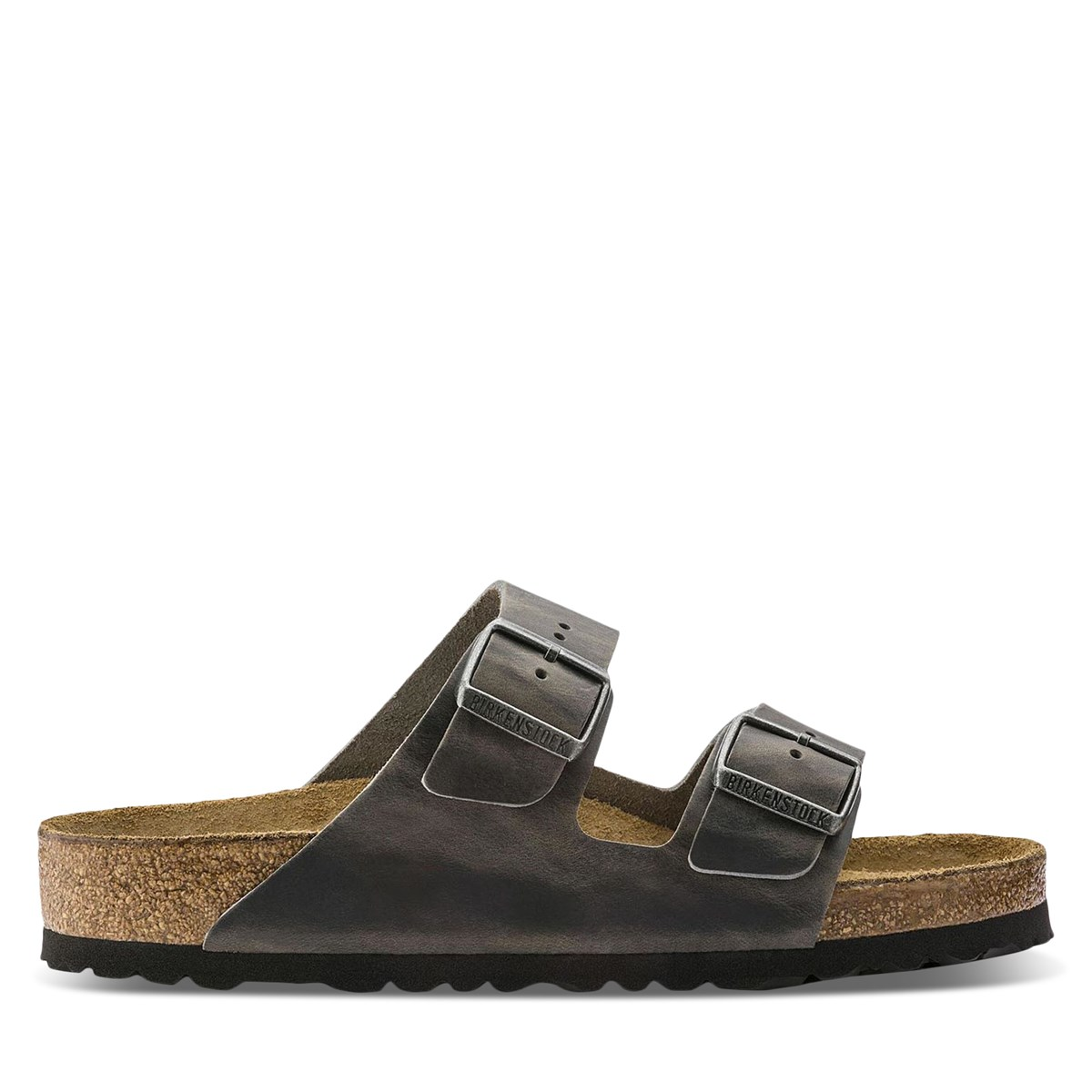 Men's Arizona Sandals in Grey