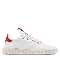 Men's Pharrell Williams Tennis Sneakers in White