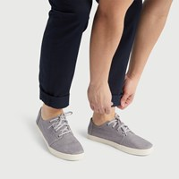 Men's Peyton Vegan Sneaker in Grey