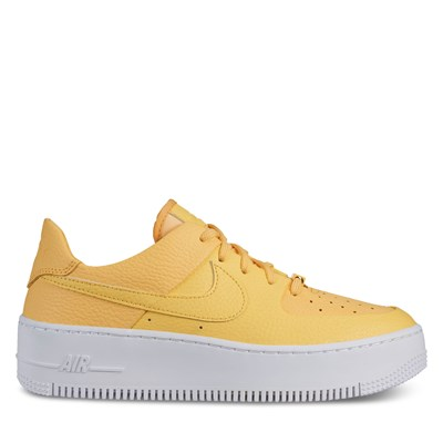 Air Force 1 Sage Low Sneakers in Yellow