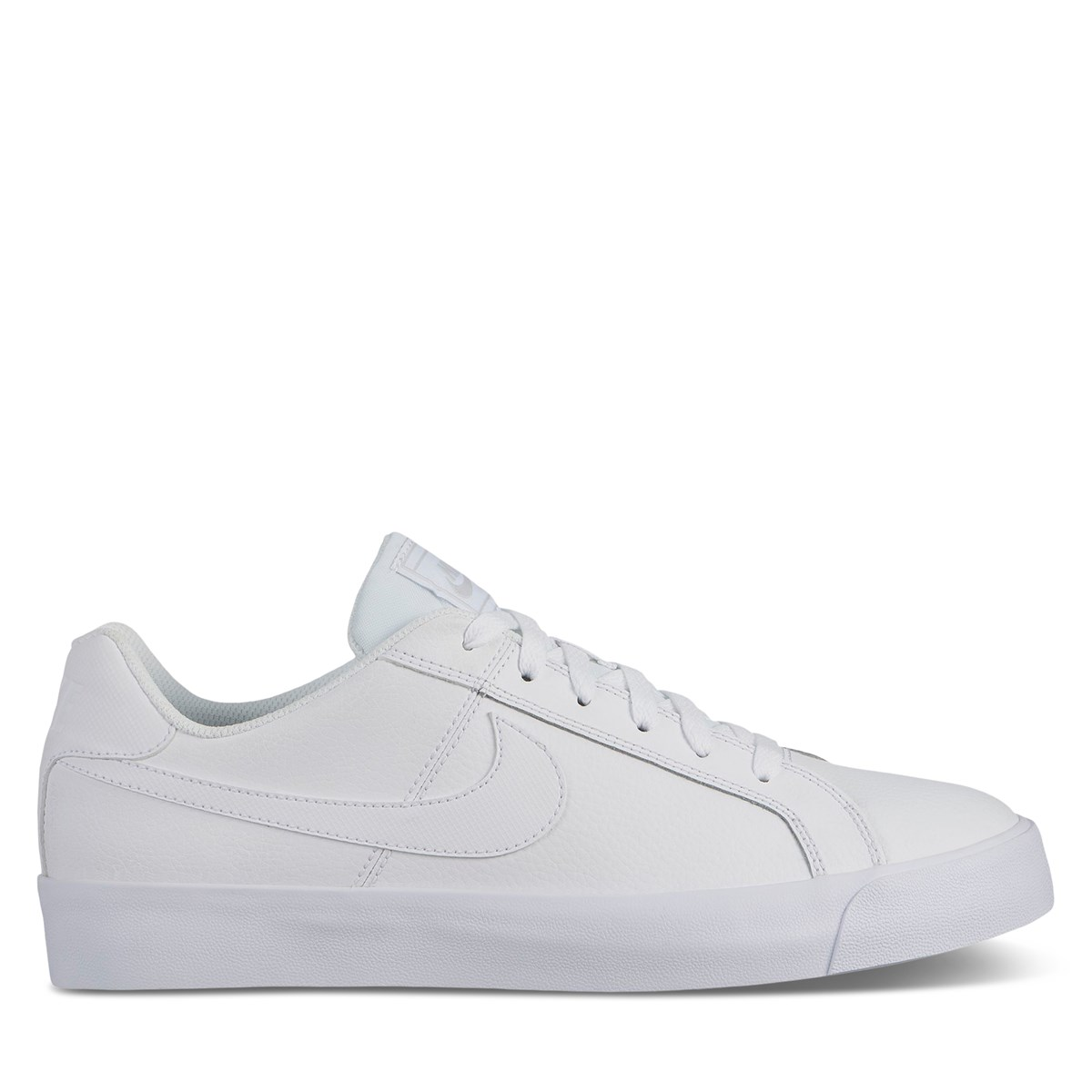 Men's Court Royale AC Sneakers in White