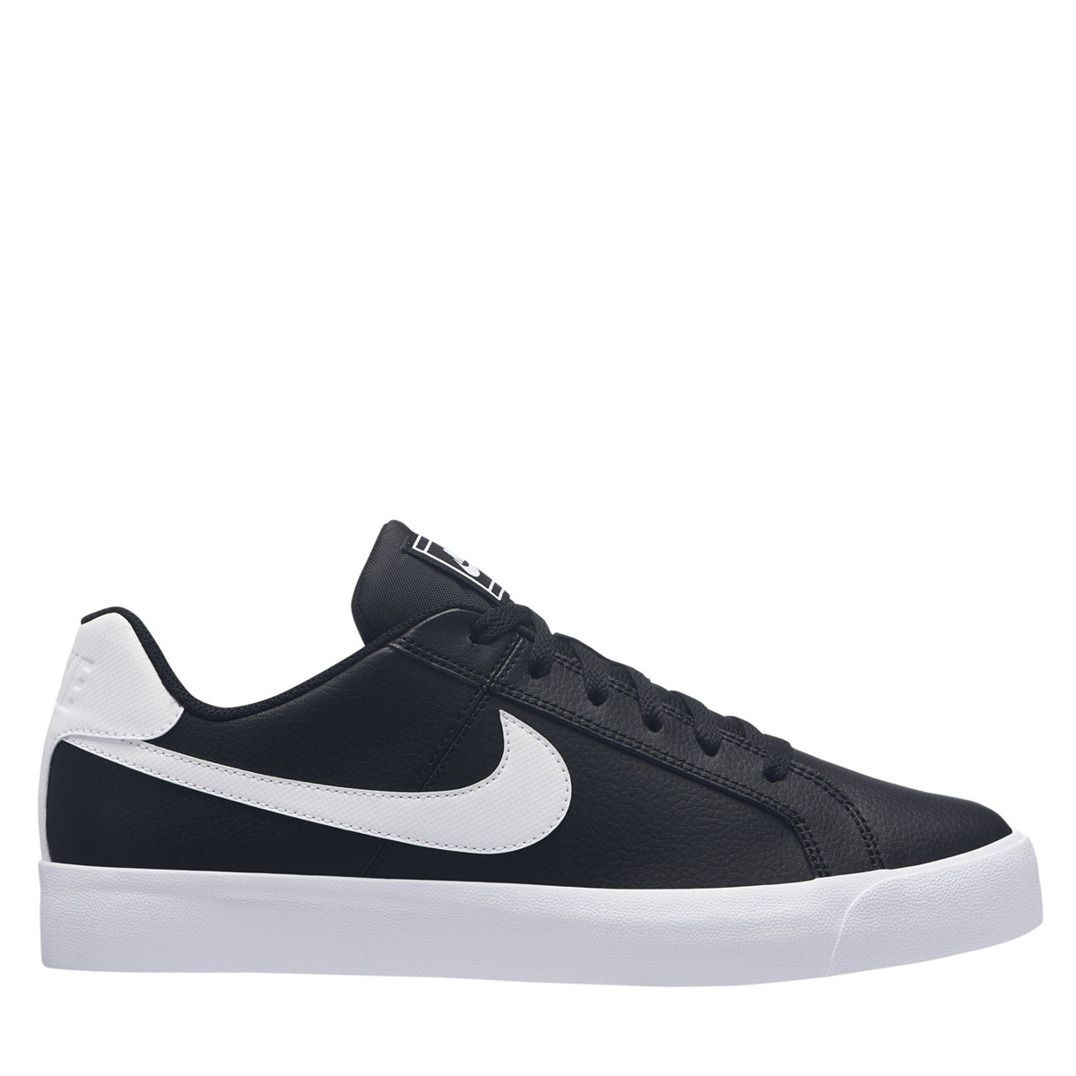 Men's Court Royale AC Sneakers in Black