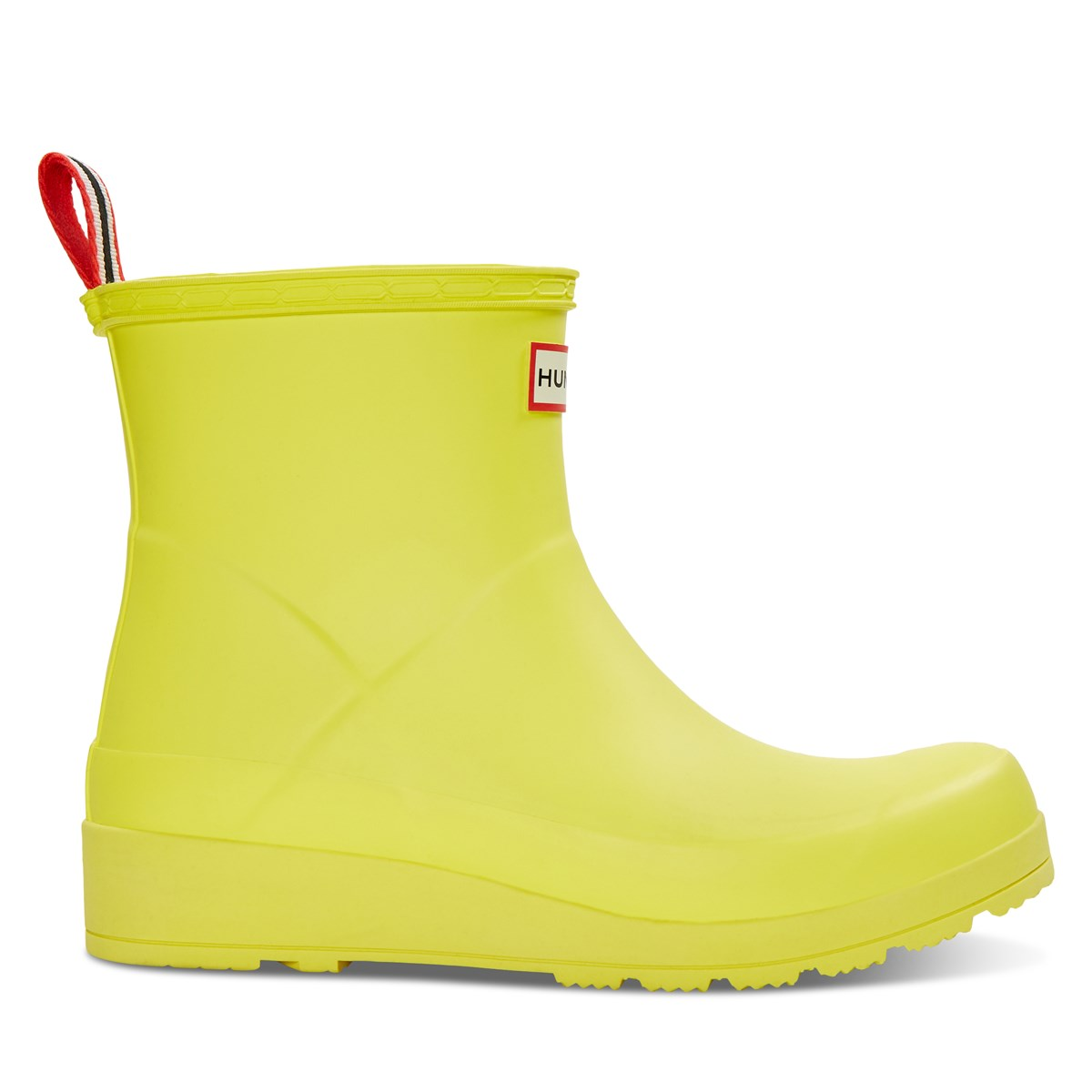 Women's Original Play Short Rain Boots in Yellow