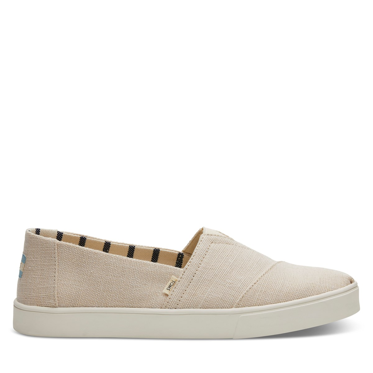 Men's Alpargata Cupsole Slip-on in beige