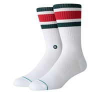Men's Boyd Socks in White