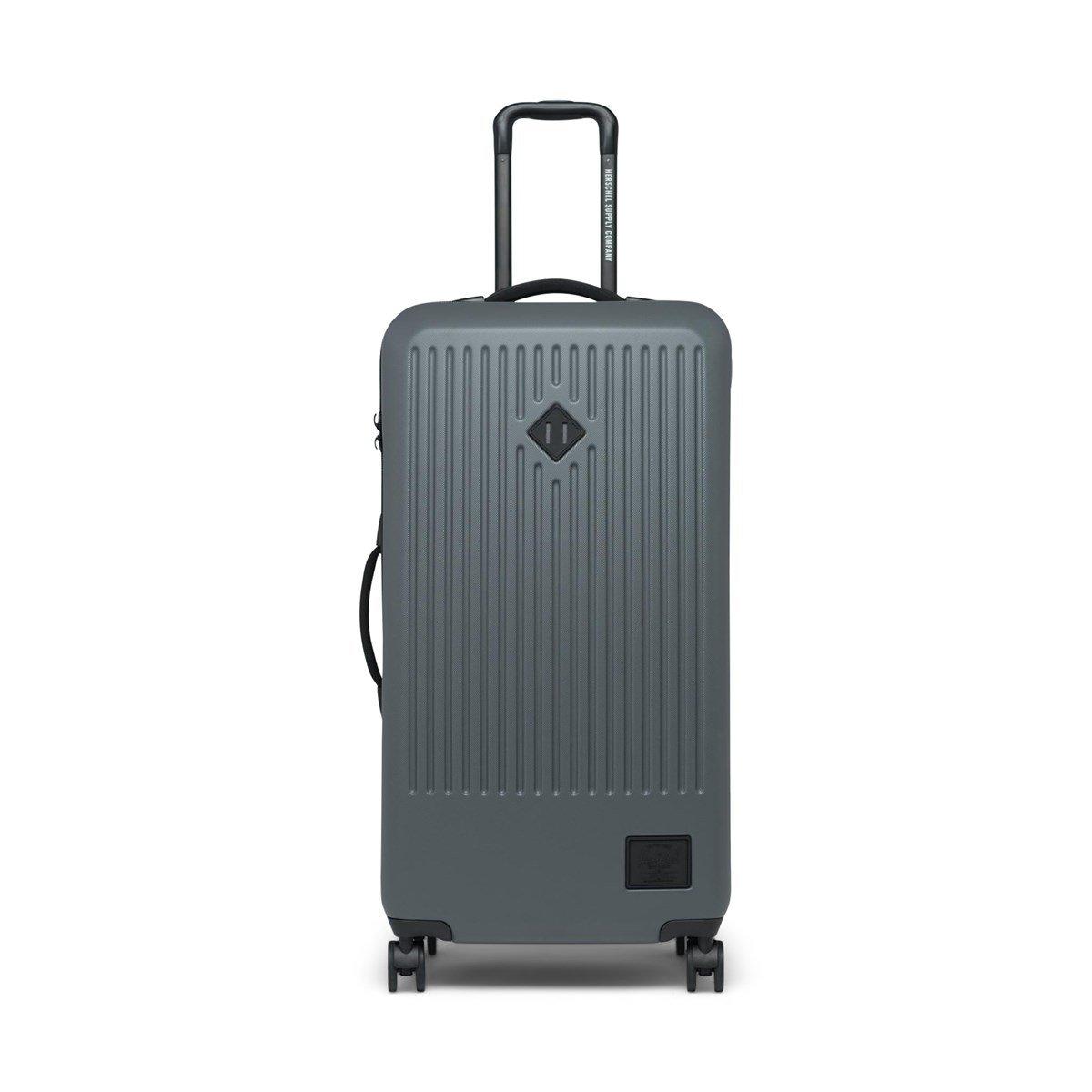 Grande valise Trade grise