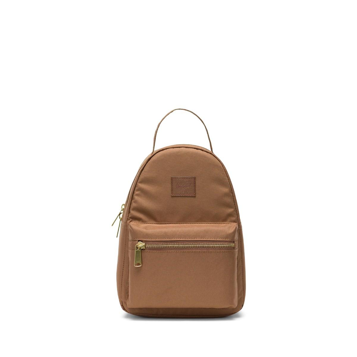 Nova Mini Backpack in Brown