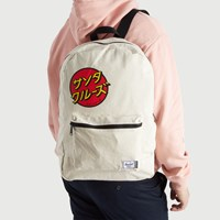 Santa Cruz Daypack Backpack in White