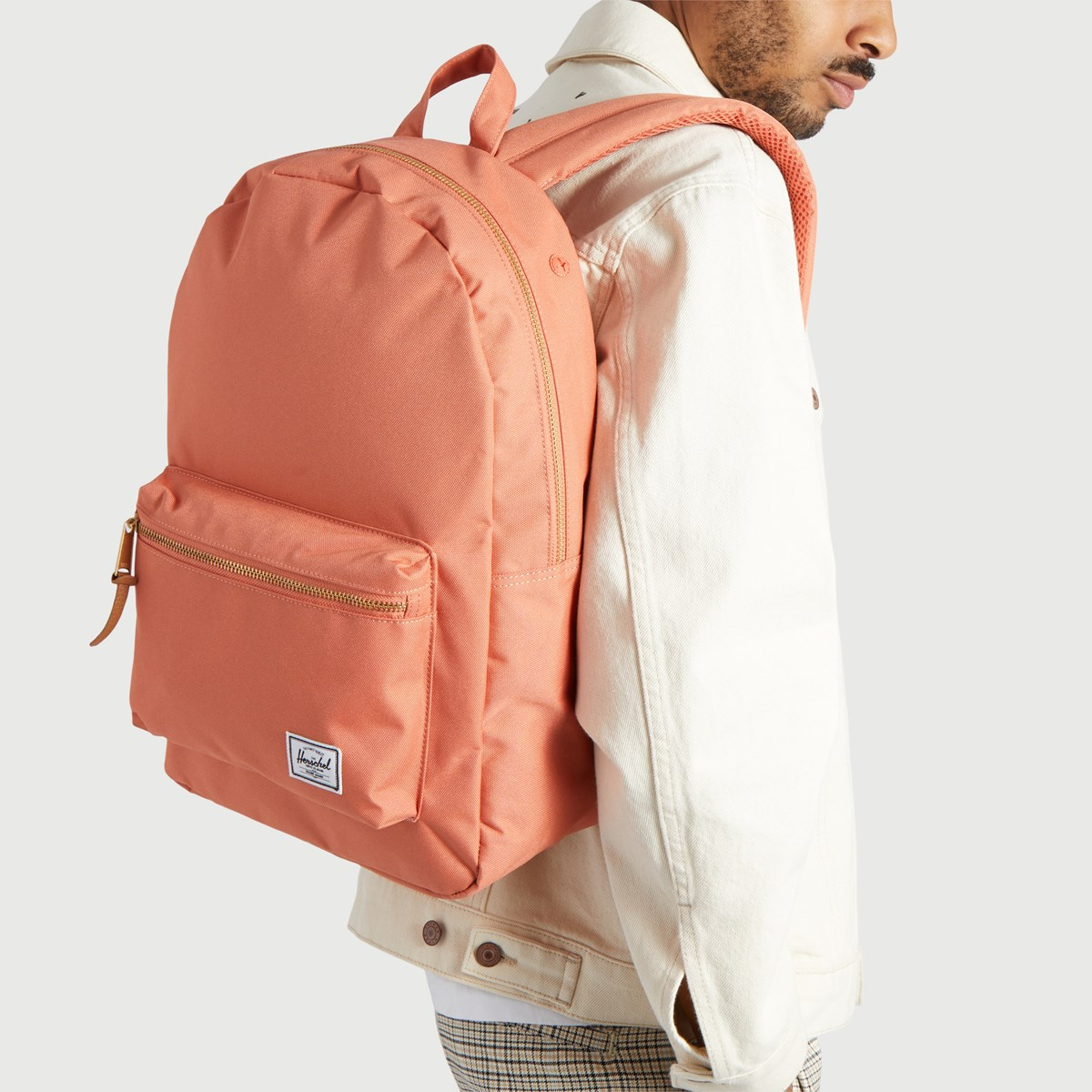 Settlement Backpack in Orange