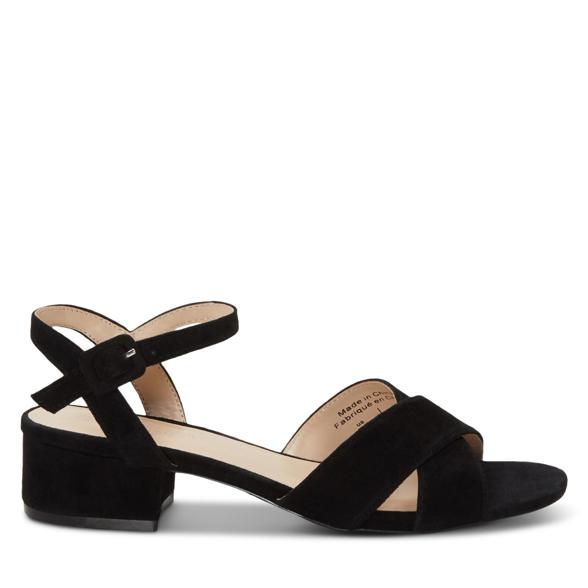 Women's Luna Sandals in Black