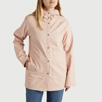 Women's Classic Jacket in Ash Rose