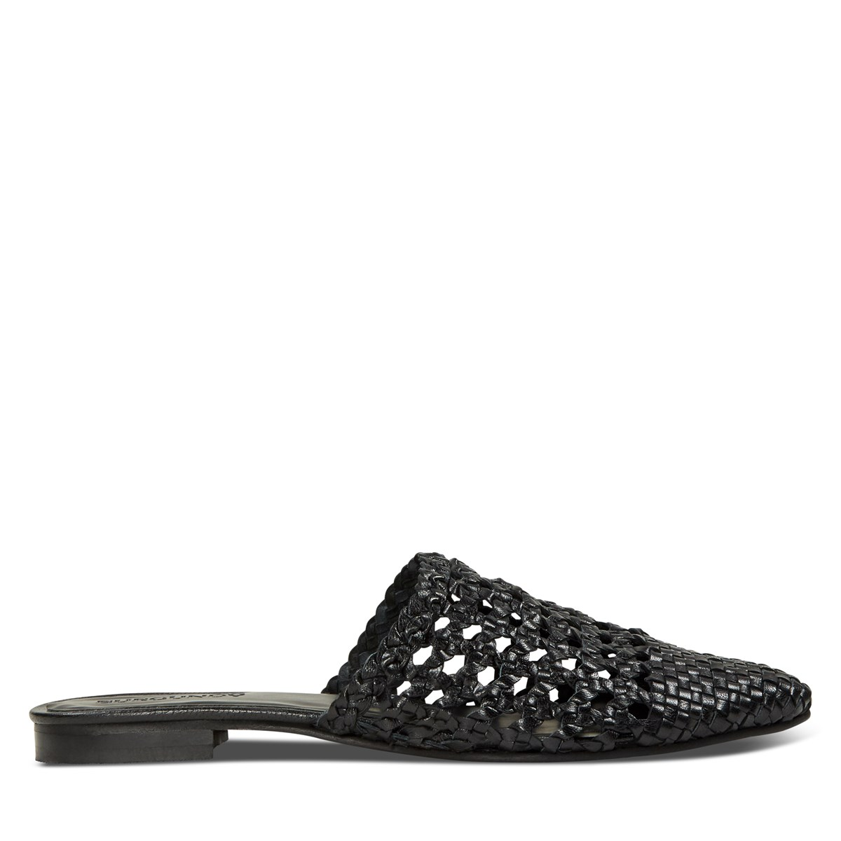 Women's Ines Mule in Black