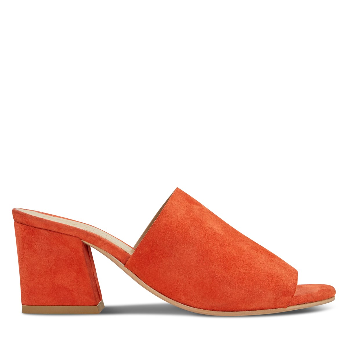 Women's Juliet Mule in Red