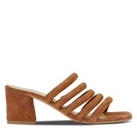 Women's Poppy Sandal in Brown