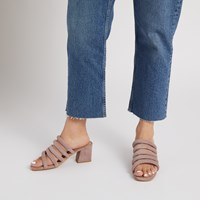 Women's Poppy Sandal in Lilac