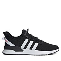 Men's U Path Run Sneakers in Black