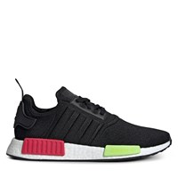 Men's NMD R1 Sneakers in Black Multi