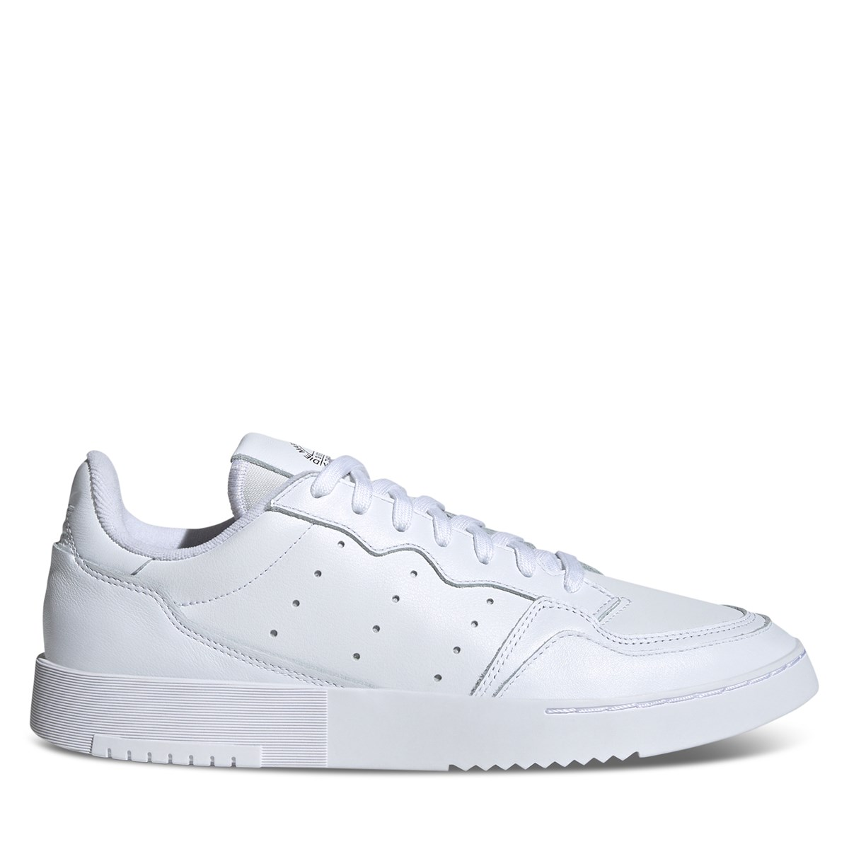 Men's Supercourt Sneakers in White