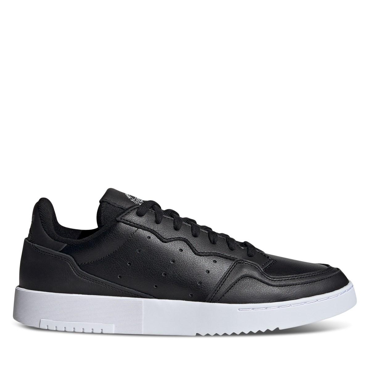 Men's Supercourt Sneakers in Black