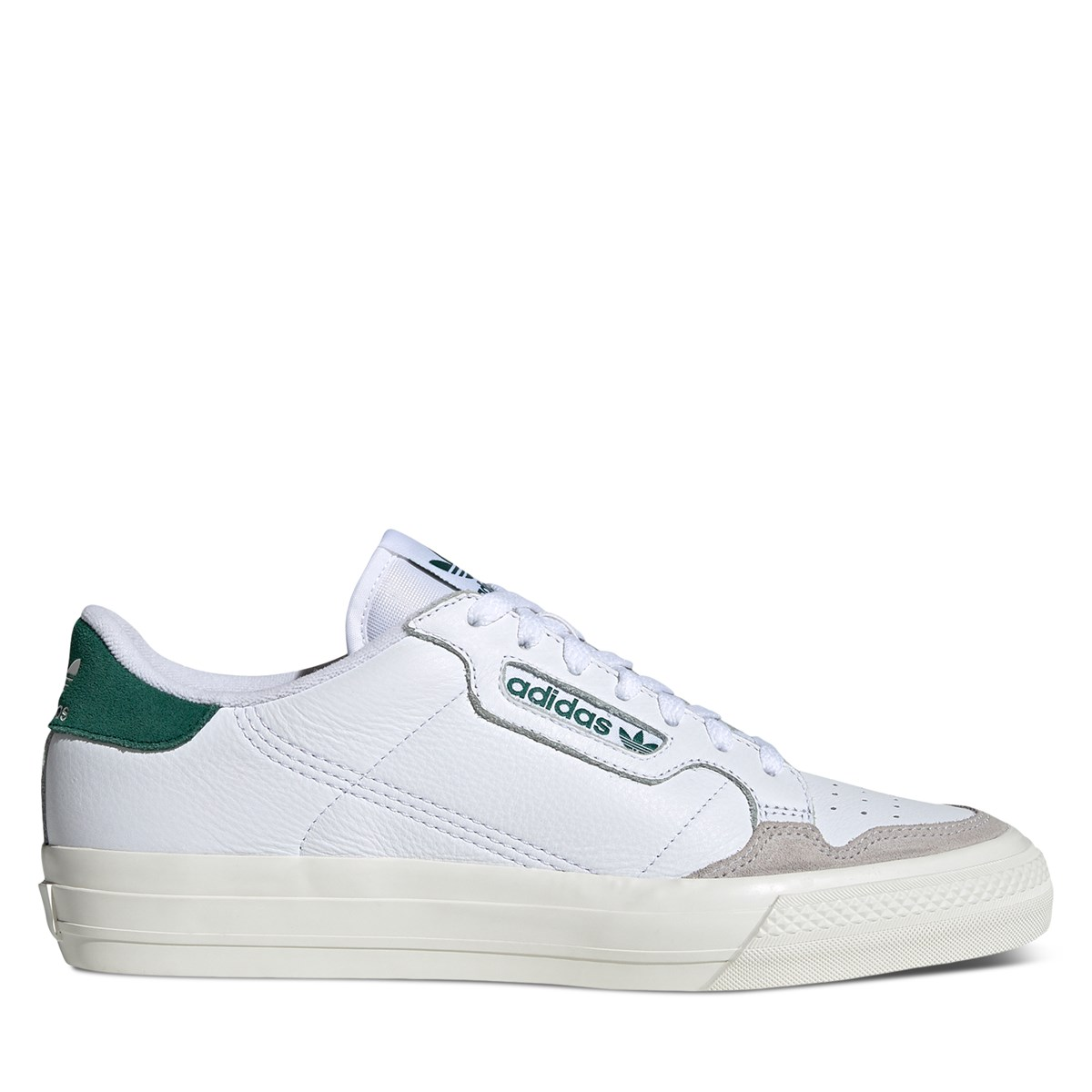 Baskets Continental Vulc blanches pour hommes