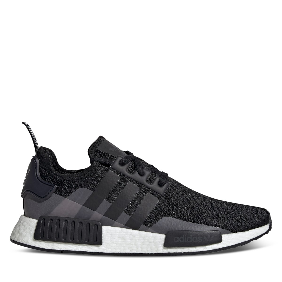 Men's NMD R1 Sneakers in Black