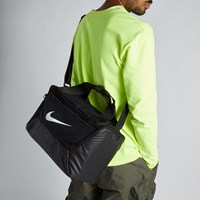 Brasilia Duffel Bag in Black