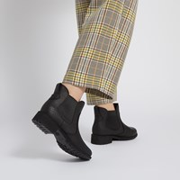 Women's Bonham III Waterproof Slip-On Boots in Black