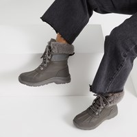 Women's Adirondack III Waterproof Boots in Grey