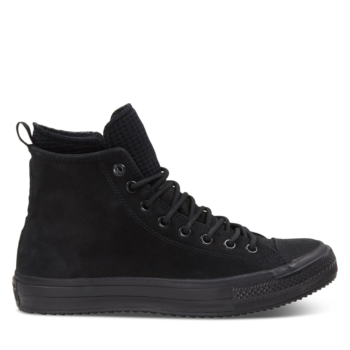 Men's Chuck Taylor All Star Waterproof Boots in Black