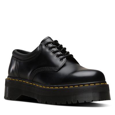8053 Polished Smooth Platform Shoes