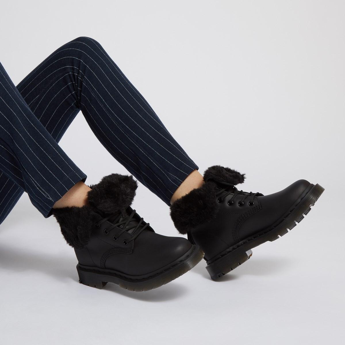 1460 Kolbert Snowplow Boots in Black