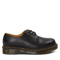 Women's 1461 Smooth Leather Shoes in Black