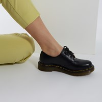 Women's 1461 Smooth Leather Oxford Shoes in Black