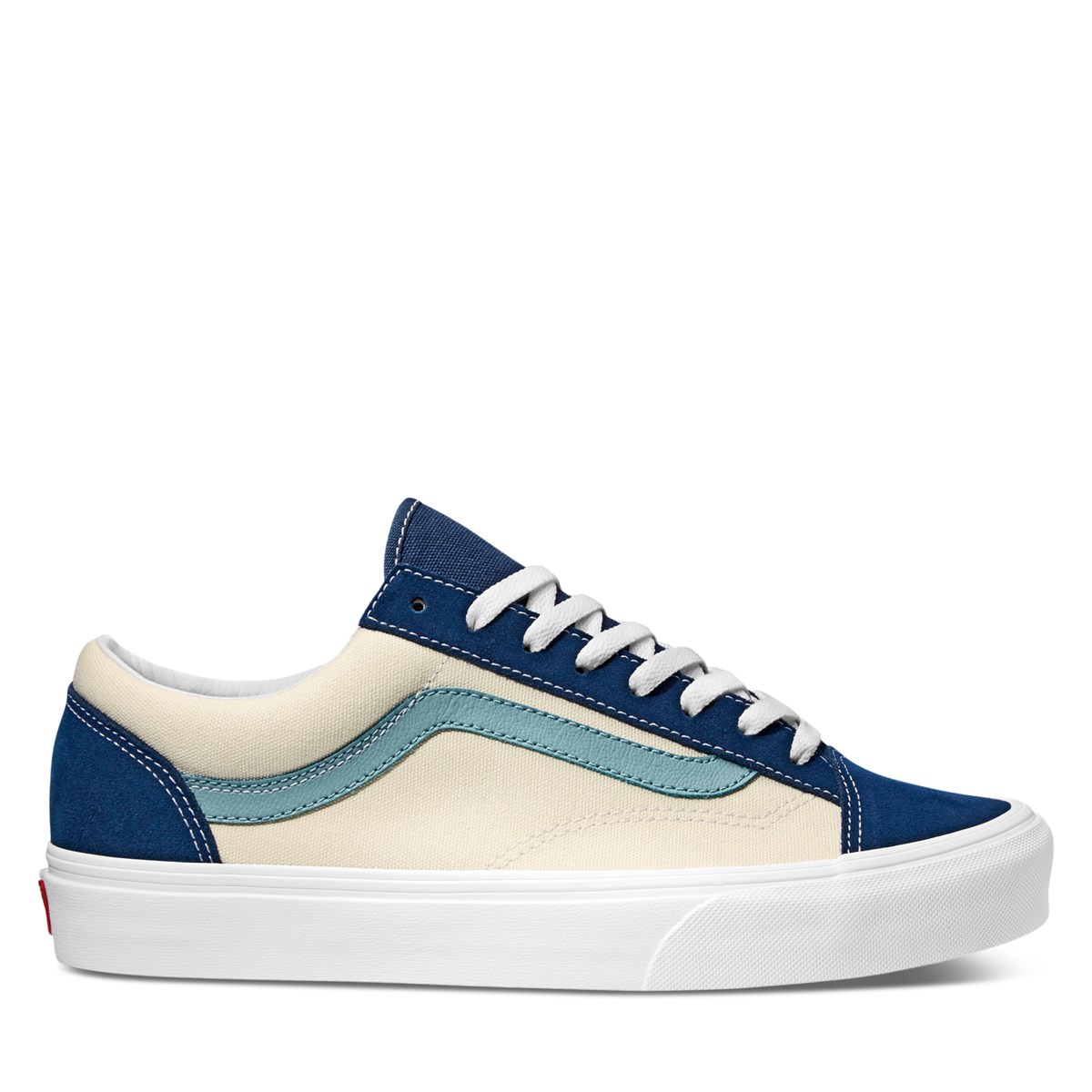 Men's Style 36 Retro Sport Sneakers in Blue