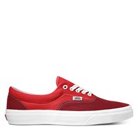 Men's Era Retro Sport Sneakers in Red