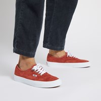 Men's Authentic Sneakers in Burnt Orange