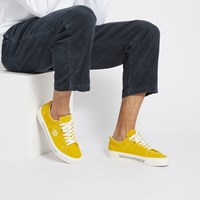 Men's Anaheim Factory Sid DX Sneakers in Yellow