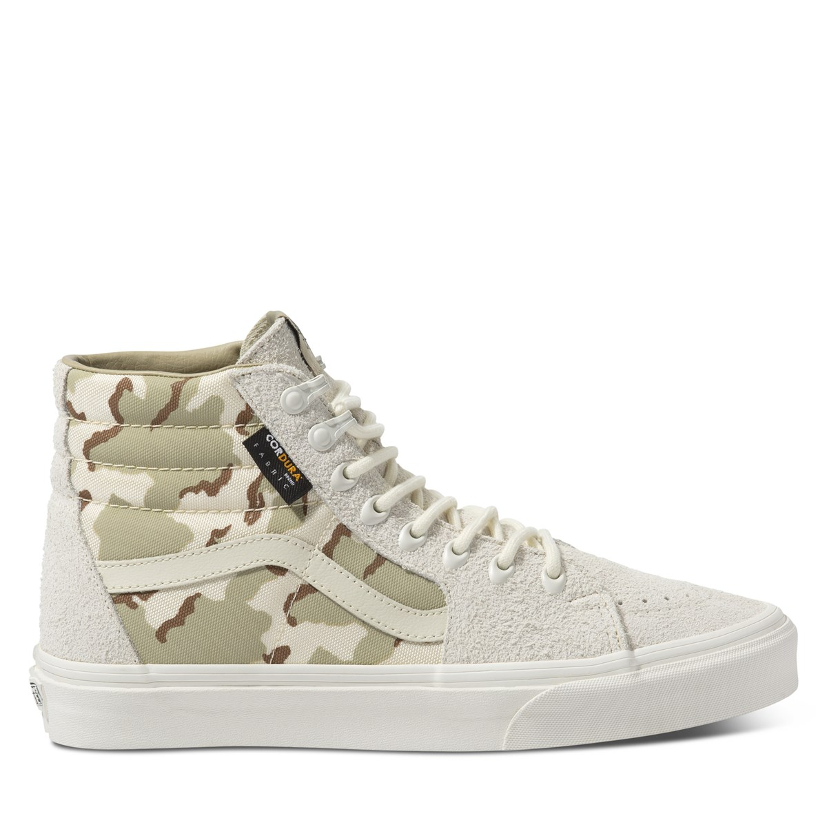 Men's Sk8-Hi Sneakers in Camo
