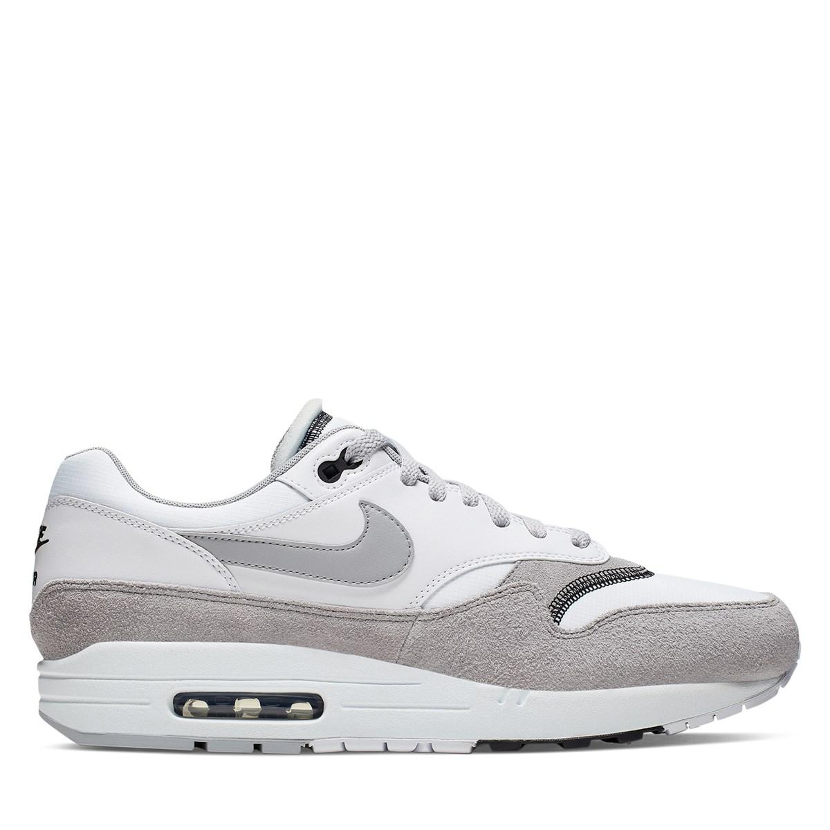 Men's Air Max 1 Sneakers in Grey