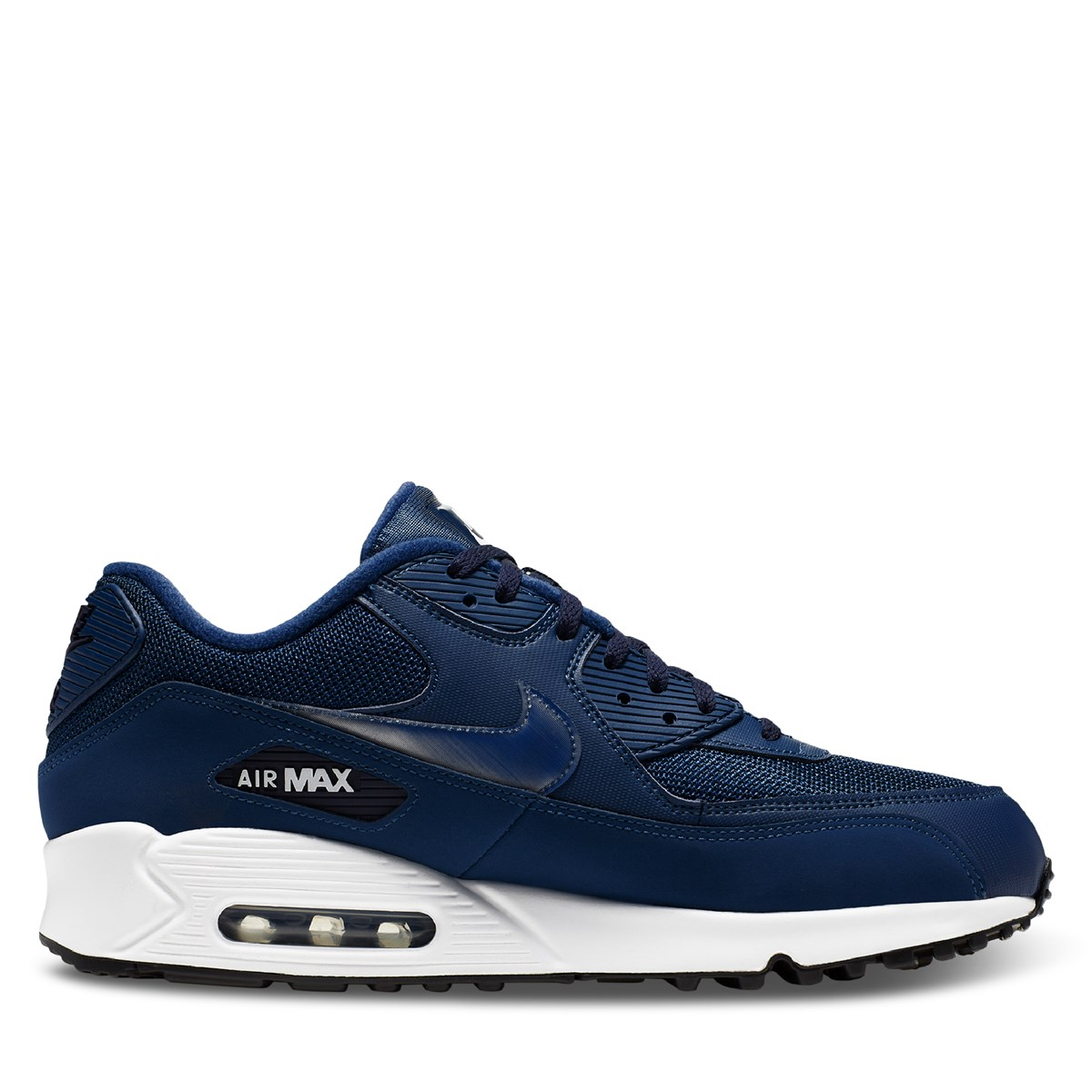Men's Air Max 90 Sneakers in Blue